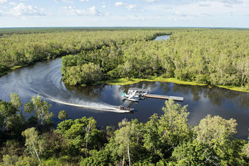 Northern Territory Outback Floatplane and Airboat Tour from Darwin