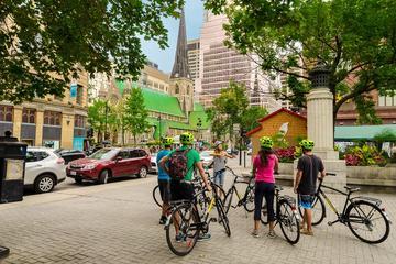 3-stündige geführte Fahrradtour durch Montreal