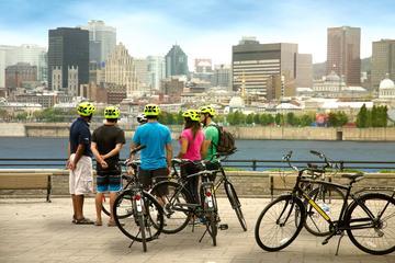 Visite de 4heures de Montréal en vélo - demi-journée