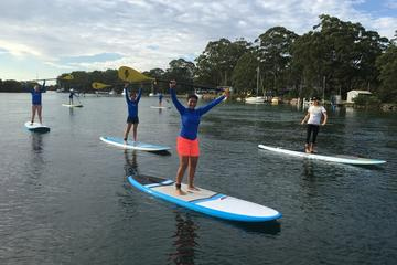 Stand Up Paddle Lesson and Tour