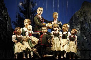 Eintrittskarte für das Salzburger Marionettentheater