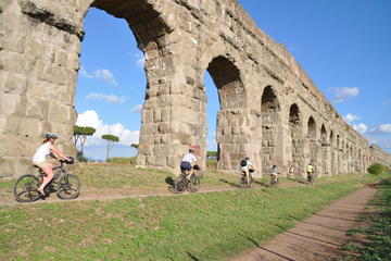 Ancient Appian Way and Castel...