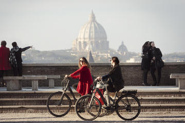 Excursión panorámica en bicicleta...