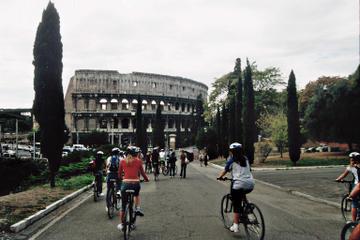 Fietstocht door Rome met Nederlandssprekende gids