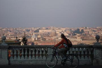 Panoramische tocht per elektrische fiets door Rome met ...