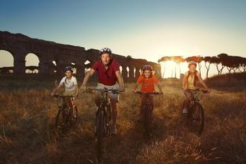 Recorrido en bicicleta eléctrica por la Vía Apia, las catacumbas y el...