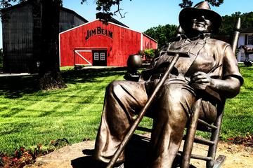 Book Bourbon Trail Tour to Jim Beam, Heaven Hill and Barton on Viator