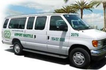 Traslado para llegadas al aeropuerto Fort Lauderdale