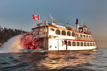 Croisière touristique dans le port de Vancouver