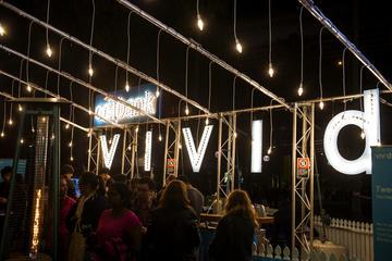 Sydney VIVID Festival: Luxusbootstour durch den Hafen von Sydney in...