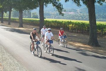 Book Healdsburg Wine Country Sip 'n' Cycle Bike Tour on Viator
