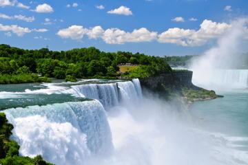 Eksklusivt for Viator: Heldagstur til Niagara Falls fra New York med...