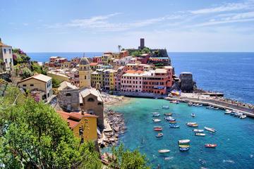 Escursione costiera di Genova: escursione di un giorno alle Cinque