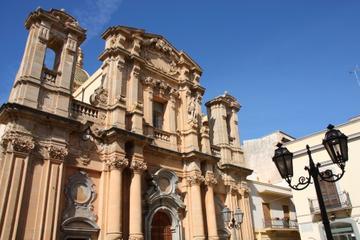 Escursione costiera di Palermo: escursione privata di un giorno a