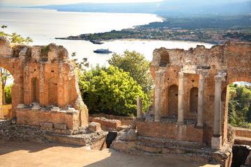 Excursão terrestre de Taormina: excursão de um dia a Taormina e Monte...