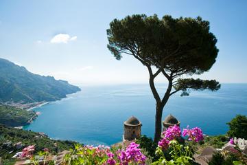 Excursión por la costa de Sorrento...