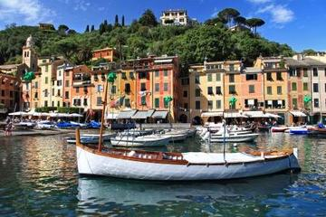 Genoa Shore Excursion: Private Day Trip to Portofino and Santa...