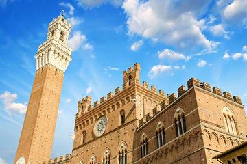 Siena, San Gimignano, and Monteriggioni: Tour with Lunch from Florence