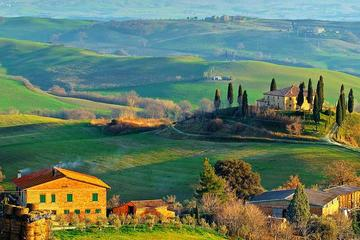 Tuscan Countryside Wine Tasting...