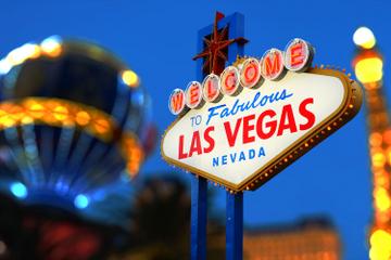 Las Vegas lumières excursion de nuit