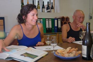 Degustação e descoberta de vinhos...