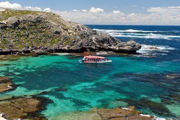 Croisière et plongée avec tuba à Rottnest Island avec visite guidée à...