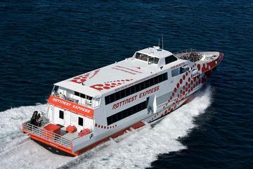 Excursion en ferry à Rottnest Island...