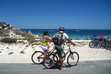 Plongée avec masque et tuba et visite à vélo de Rottnest Island au...