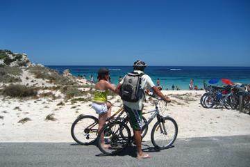 Rottnest Island Fahrrad- und Schnorcheltour von Perth oder Fremantle