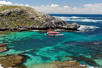 Rottnest Island Tour from Perth or Fremantle: Snorkel, Beaches