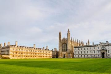 Recorrido a pie de Cambridge...