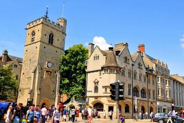 Recorrido a pie de Oxford esencial en...