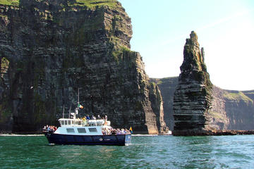 Cliffs Of Moher Cruise and Tour from...