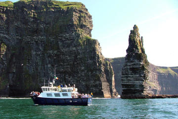 Cliffs of Moher Premium tour with sheepdog demo and cliff cruise