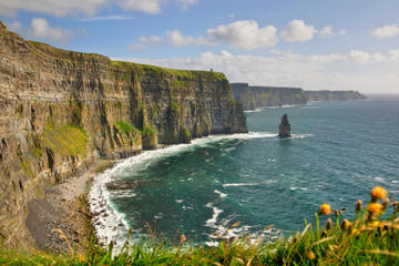 Dagstur fra Dublin til Cliffs of Moher