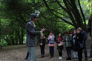 Excursão com histórias irlandesas saindo de Dublin