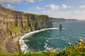 Excursion d'une journée aux falaises de Moher au départ de Dublin