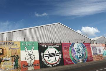 Visite d'une journée à Belfast, au départ de Dublin