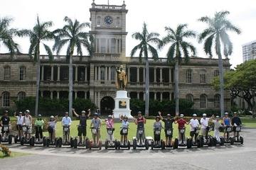 Excursão de Segway com história e cultura de Honolulu