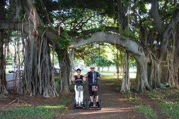 Excursão de segway em Honolulu: Kapiolani Park, Makalei Beach Park e...