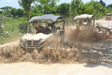 Punta Cana Ultimate Dune Buggy and ATV Adventure