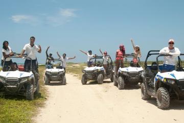 Virgin Beach Polaris Adventure in Punta Cana