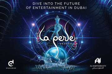La Perle by Dragone at Al Habtoor City Show Admission Ticket