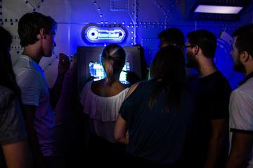 Asterias Singularity Escape Room...