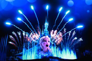Flerdagarsbiljett till Disneyland Paris