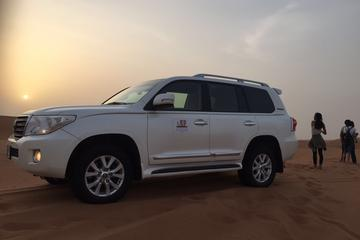 7-hour Small Group 4x4 Desert Safari Tour with Buffet Dinner in Dubai