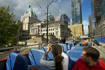 Excursão em ônibus panorâmico pela cidade de Vancouver