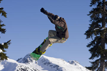 SNOWBUS au départ de Vancouver plus billet pour les remontées...