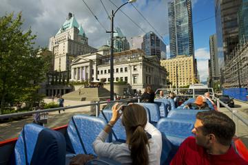 Tour Hop-On Hop-Off della città di Vancouver