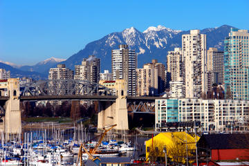 Day Trip Vancouver City Tour Including Capilano Suspension Bridge near Vancouver, Canada